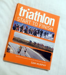 Triathlon training book we were commissioned to take photos for in Lanzarote